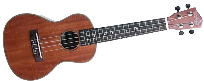 Moku Choice Series SMC-44 Concert Ukulele